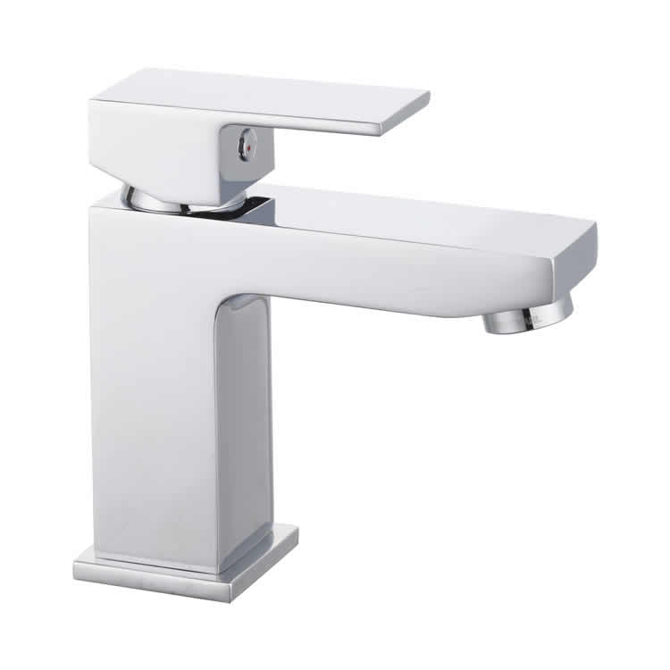 The White Space Forte Basin Mixer