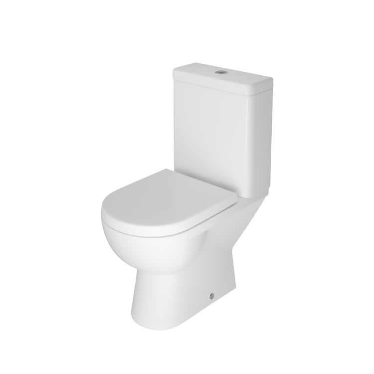 Scene Close Coupled WC (Open Back) - blueskybathrooms