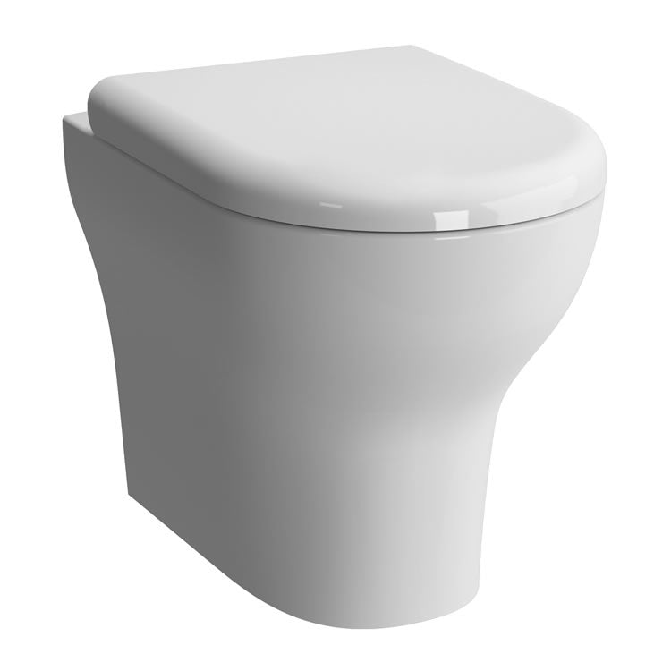 Zentrum Back To Wall WC - blueskybathrooms