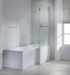Sommer  Ecosquare Shower Bath - blueskybathrooms
