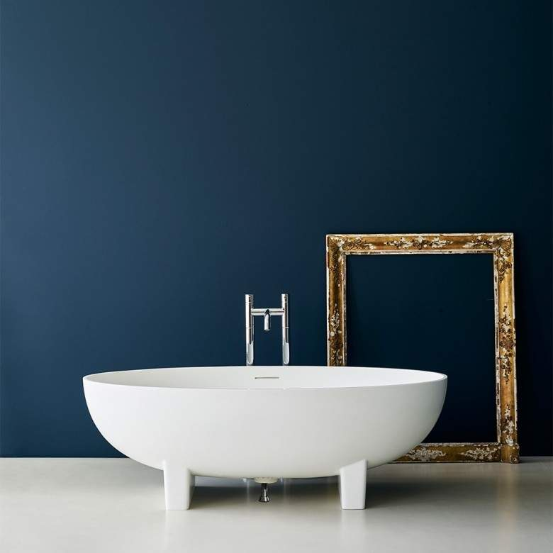 Clearwater Lacrima 1690 Natural Stone Freestanding Bath - Blue Sky Bathrooms Ltd