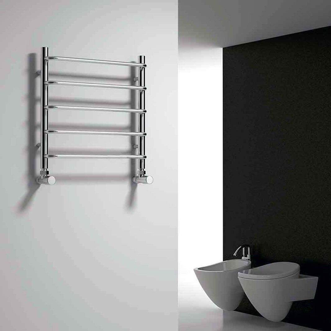Reina Aliano Designer Steel Bathroom Heated Towel Rail Radiator