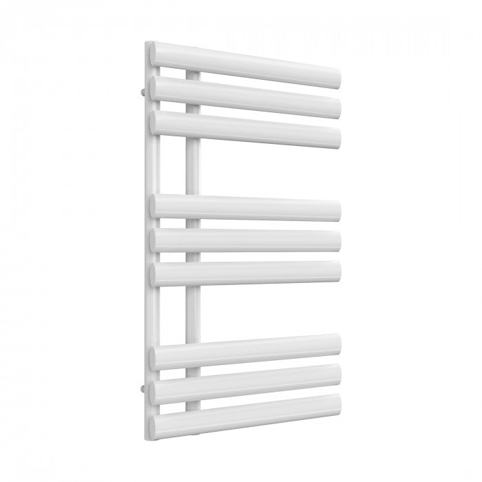 Reina Chisa Designer Heated White Towel Rail