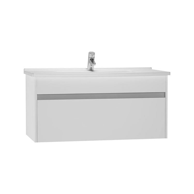 S50 1000mm Single Drawer Unit and Basin - blueskybathrooms