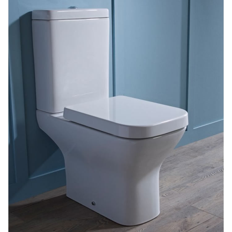 Structure Close Coupled WC (Open Back) - blueskybathrooms