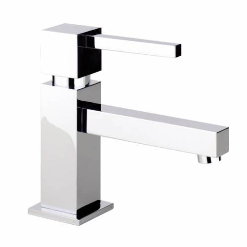 Abode ZEAL Basin Monobloc Mixer Tap in Chrome