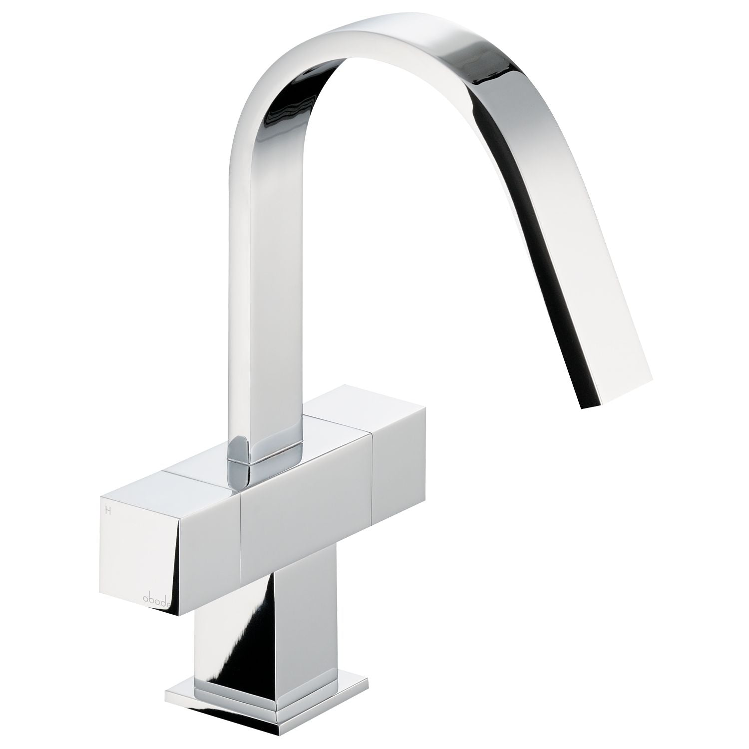 Abode ZEAL Basin Mixer Tap in Chrome