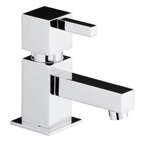 Abode ZEAL Mini Basin Monobloc Mixer Tap in Chrome