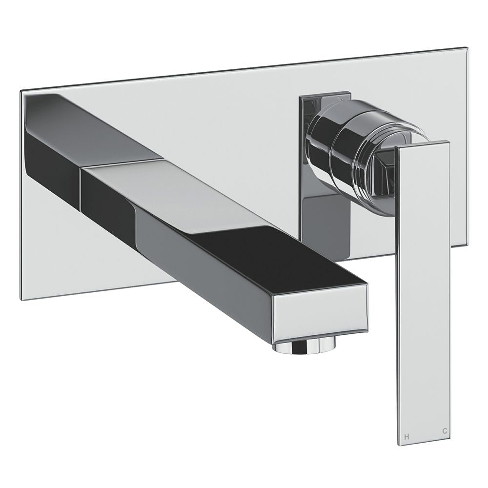 Adobe Marino Wall Mounted Basin Mixer