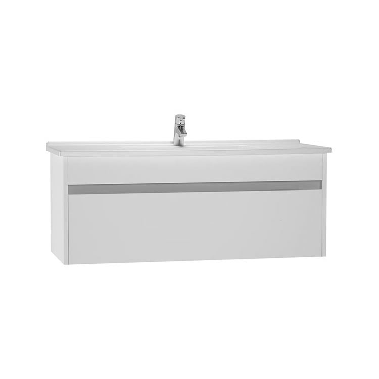 S50 1200mm Single Drawer Unit and Basin - blueskybathrooms