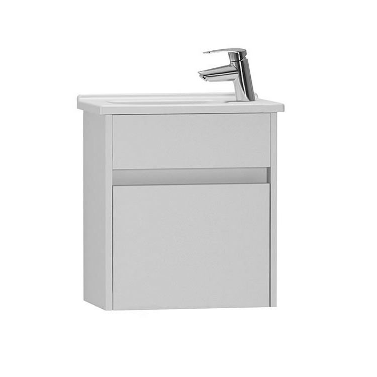 S50 450mm Single Drawer Unit and Basin - blueskybathrooms