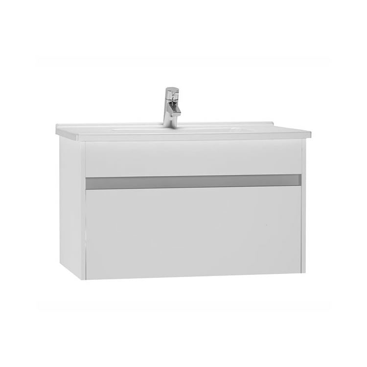 S50 800mm Single Drawer Unit and Basin - blueskybathrooms