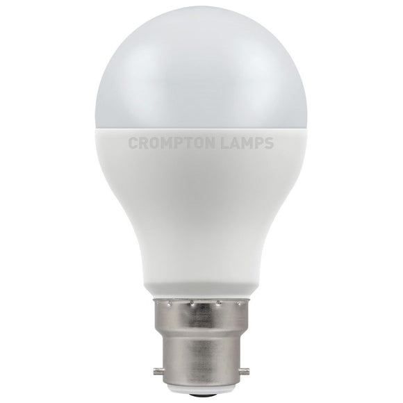 Crompton 14W warm white Pearl Dimmable GLS BC LED