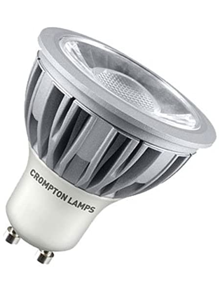Crompton 5W warm white Dimmable GU10 LED