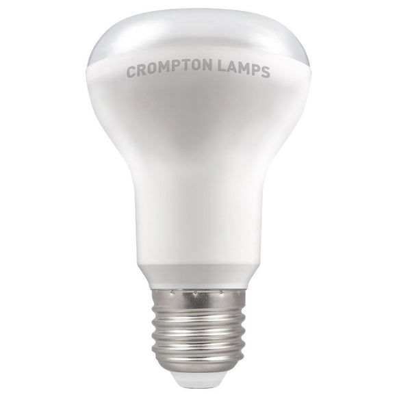 Crompton 8W warm white R63 ES Spotlight Non-Dimmable LED