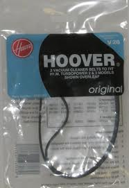 Hoover TurboPower 2 & 3   V26 Drive Belts