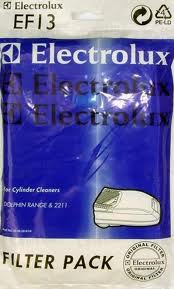 Electrolux Dolphin E13N Bags