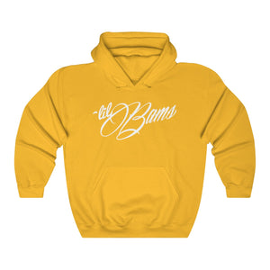 """Lil Bams"" Unisex Heavy Blend™ Hooded Sweatshirt"