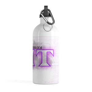 """LIT"" Stainless Steel Water Bottle"
