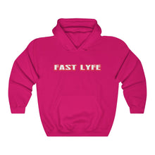 Load image into Gallery viewer, Fast Lyfe Red Hoodie