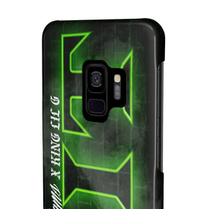 """LIT"" Samsung galaxy s9 case"