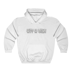 """Hit A Lick"" font Hoodie"