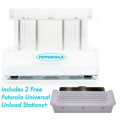 Futurola KnockBox W/ Unloading Tray