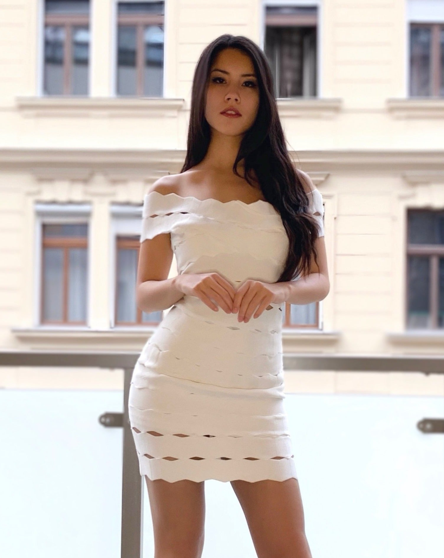 Bodycon Bandage Dress - LEPITON