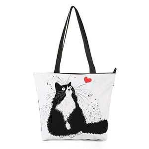 Cute Cat Handbag