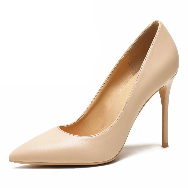 10CM High Heels Shoes - LEPITON