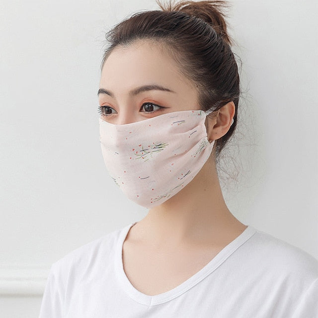 Breathable Outdoor Reusable Face Mask - LEPITON
