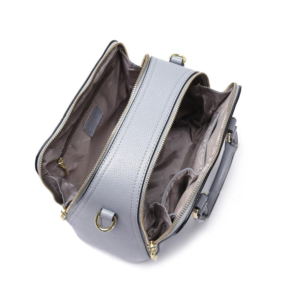 Split Leather Handbag - LEPITON