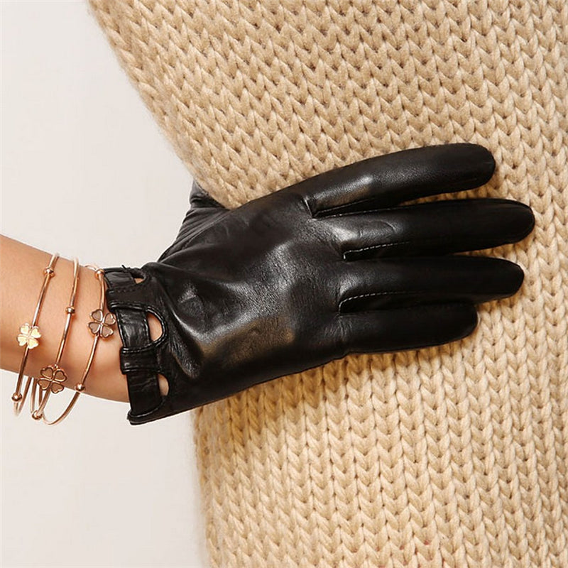 Genuine Sheepskin Driving Glove
