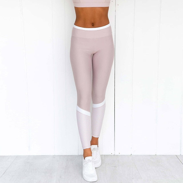 Pink Fitness Leggings