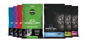 World's Best Clumping Formula Cat Litter