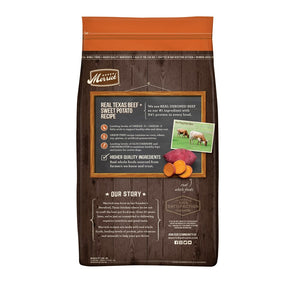 Merrick Grain Free Real Texas Beef & Sweet Potato Dry Dog Food