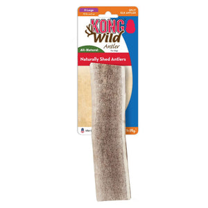 KONG Wild All-Natural Split Elk Antler for Dogs