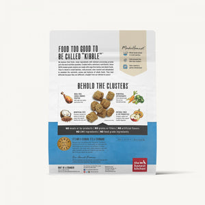 The Honest Kitchen Grain Free Turkey Recipe Whole Food Clusters Dry Dog Food