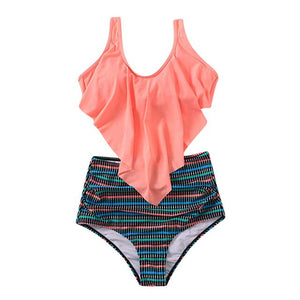 Open image in slideshow, Tankini Swimming Suit - LuxemApparel