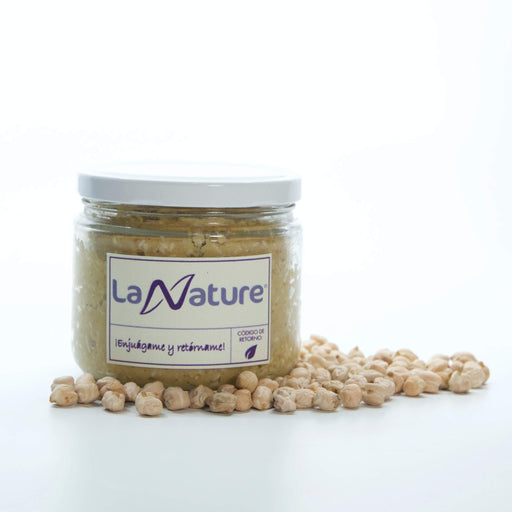 Hummus natural - La Nature