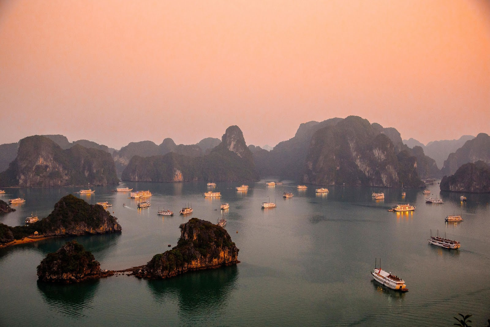 Top 6 Halong Bay islands you should visit (2021 Updated)