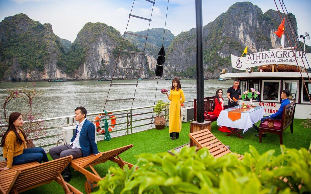 How to pick the best choices for accommodation in Halong Bay