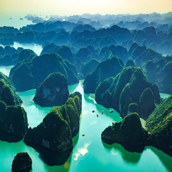 Which Are Top 10 Most Attractive Halong Bay Cruise Destinations