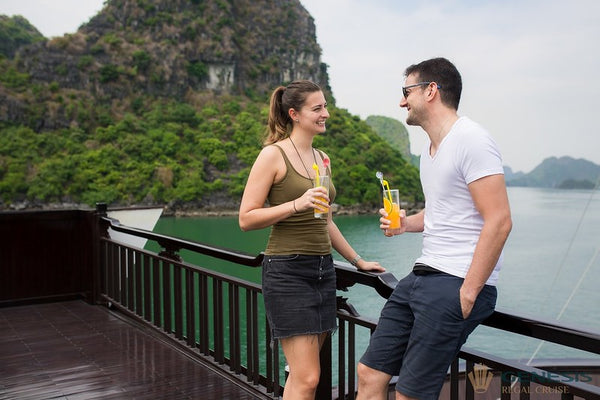 one night discover Halong Bay trip