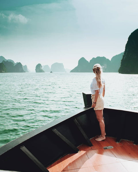 Accommodation in Halong Bay