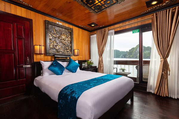 Bai Tu Long Bay 3 days 2 nights excursion