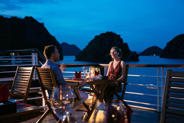 Lan Ha Bay 2 days 1 night excursion