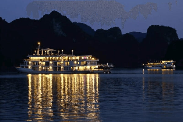 How many days for Halong Bay Cruise