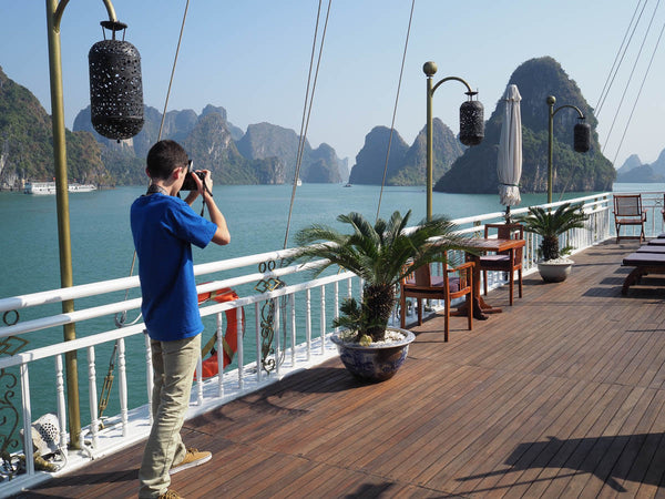 Discovering Halong Bay weather