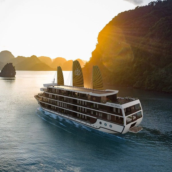 [Lowest Price] La Regina Grand Cruise - Bai Tu Long Suite - 2D1N - Halongdaytour